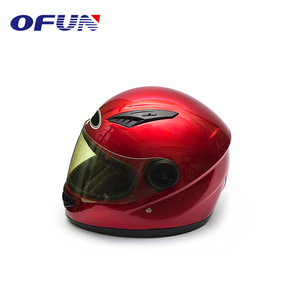 OFUN New Model ISO9001 Popular PP Plastic Motorcycle Flip Up Helmet