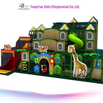 Comfortable And Safe Kids Garden Swing Set / Outside Toddler Toys