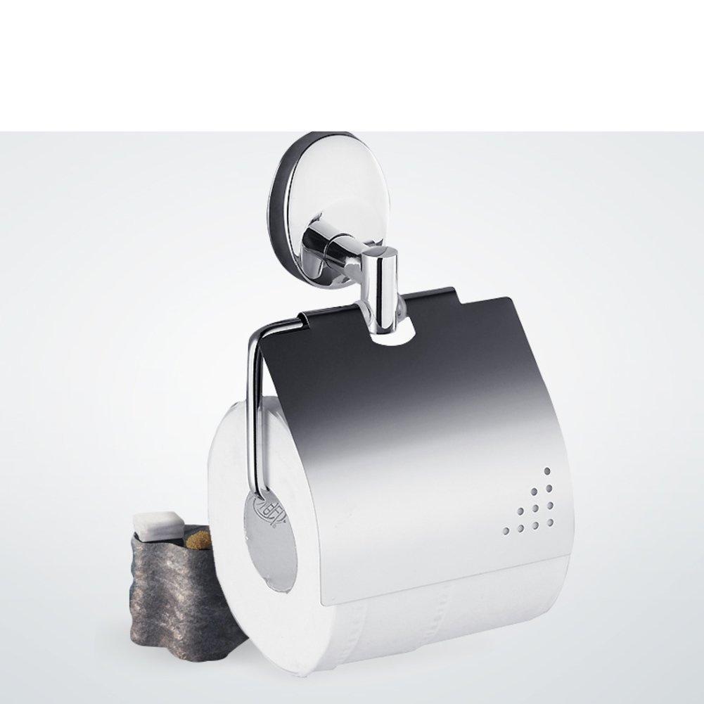 Stainless steel toilet tissue box/ toilet tissue paper holder/Box/Waterproof toilet paper box/ toilet roll holder-A