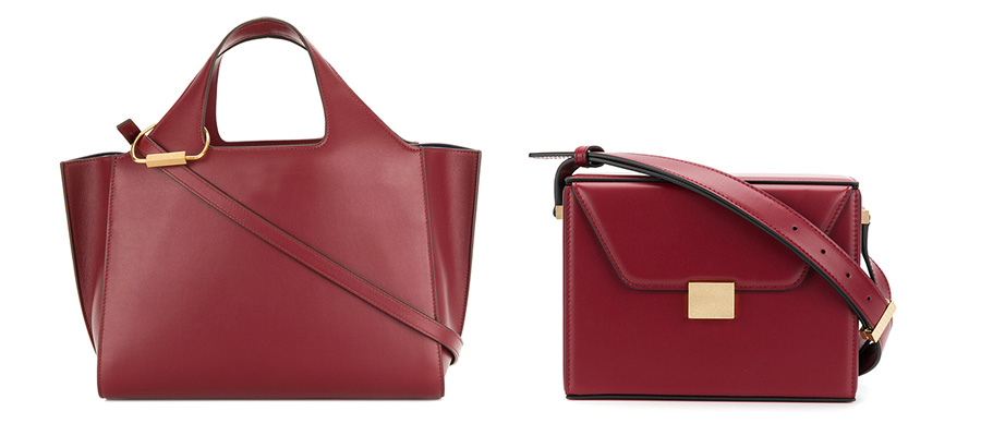 bcf9f9fa40 2018 newest Wine color women ladies bags handbag fashion handbags wholesale  in new york