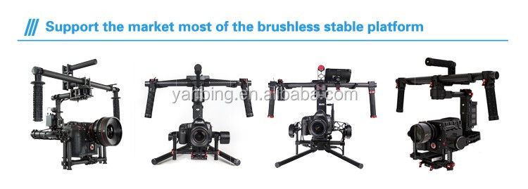 Braking Energy Recovery Video Shooting Flycam Cablecam For DJI Ronin