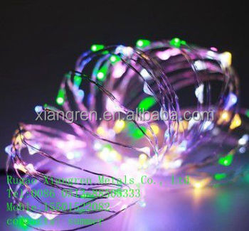 silver plated copper wire for LED