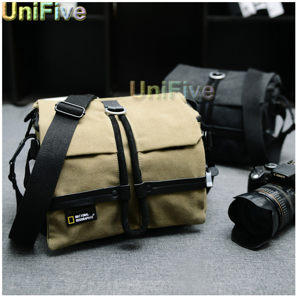 National Geographic NG2140Mini DSLR Camera Bag Canvas Men And Women Lady