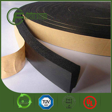 Air Conditioning Heat Insulation Tape Self Adhesive Rubber Foam Tape