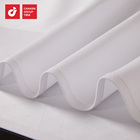White Embossed Table Jacquard Tablecloth Cotton White Embossed Bleached Jacquard Satin Band Table Cloths From China