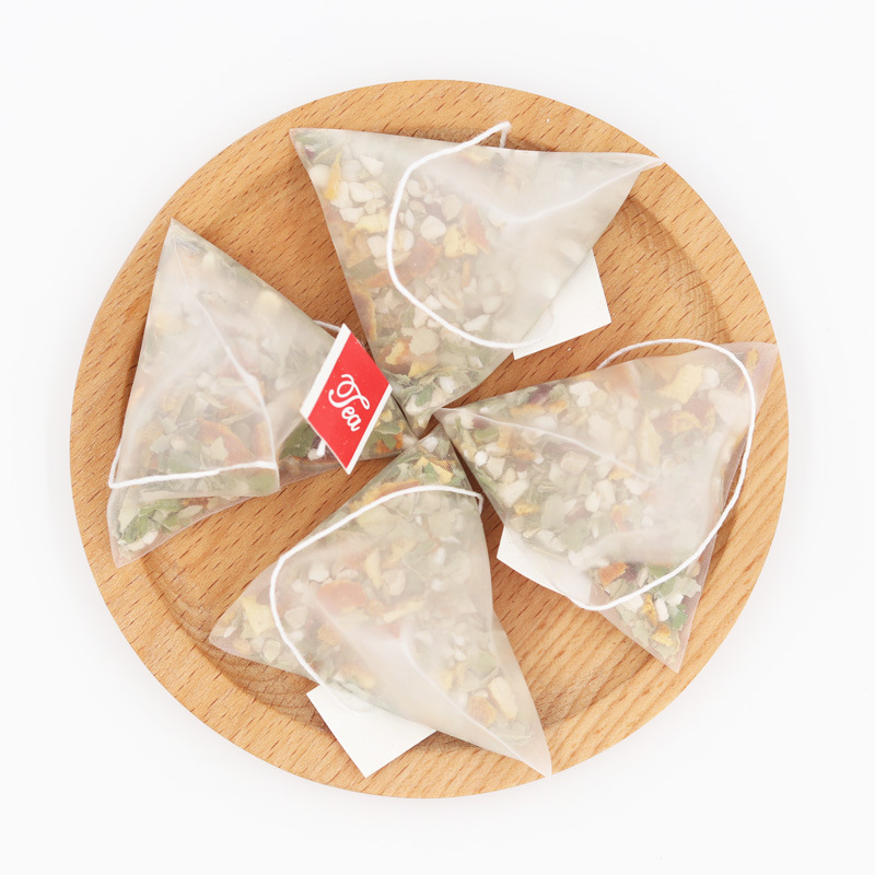 100% Natural Chinese Herb Blended Tea with Pyramid Teabags Giftbox - 4uTea | 4uTea.com