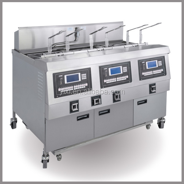 Oil Fryer Commercial Deep Fryers For Sale Fast Food Restaurant Equipment View Deep Fryer For Sale Cnix Product Details From Shanghai Yixi Food