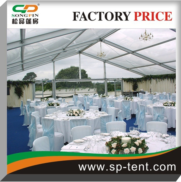 300 people tent disaster relief tent refugee tent marquee tent