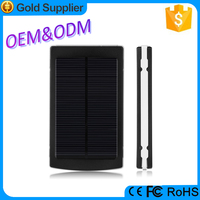 High efficiency solar power bank 10000mah, solar power banks charger, mobile solar power