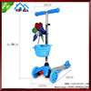 4 wheel children New 3 Wheel Adult Kick Scooter For Adult