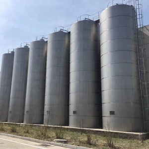 Outdoor 30000L Milk Storage Silo For Sale