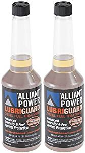 Alliant Power LUBRIGUARD Diesel Fuel Treatment - 2 Pack of Pints # AP0510