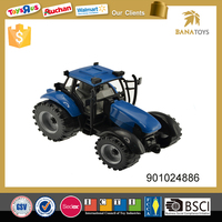 Hot selling kids small metal farm model toy car for sale