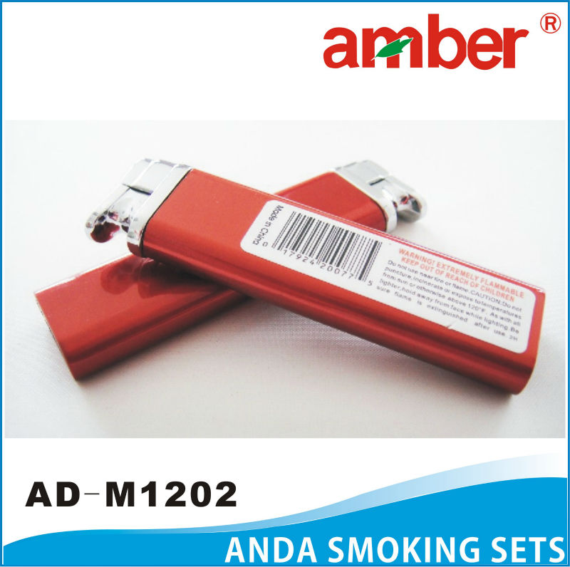 fine quality refillable metal smoking lighter