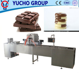 China Big Factory Good Quality Semi-Automatic Machine Chocolate Coins