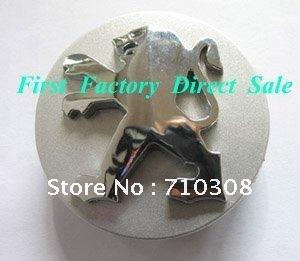4 шт. 59 мм PEUGEOT OEM колесо крышки центра 307 308 107 206 607 колесный колпак колпак