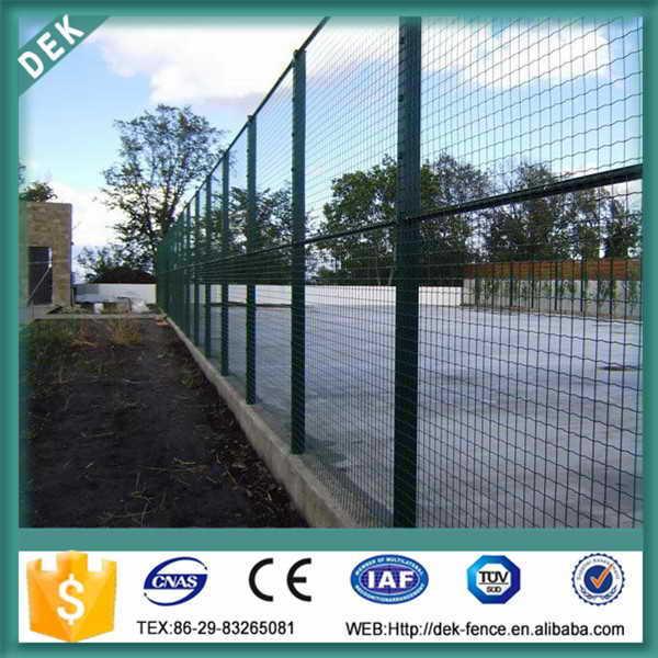 Dutch Mesh Apron Aluminum Picket Fence