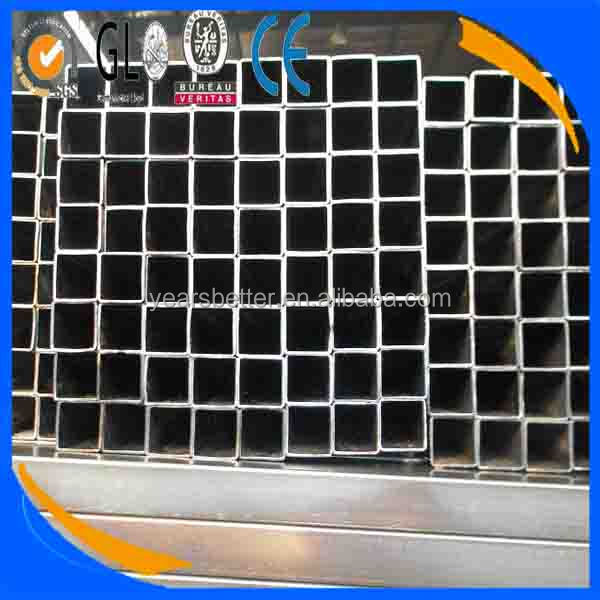 Hot sell welded pipe/1 inch square tubing you can import online