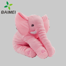Hot Sale For Decorative Kids Gifts Toy For Elephant Pillow