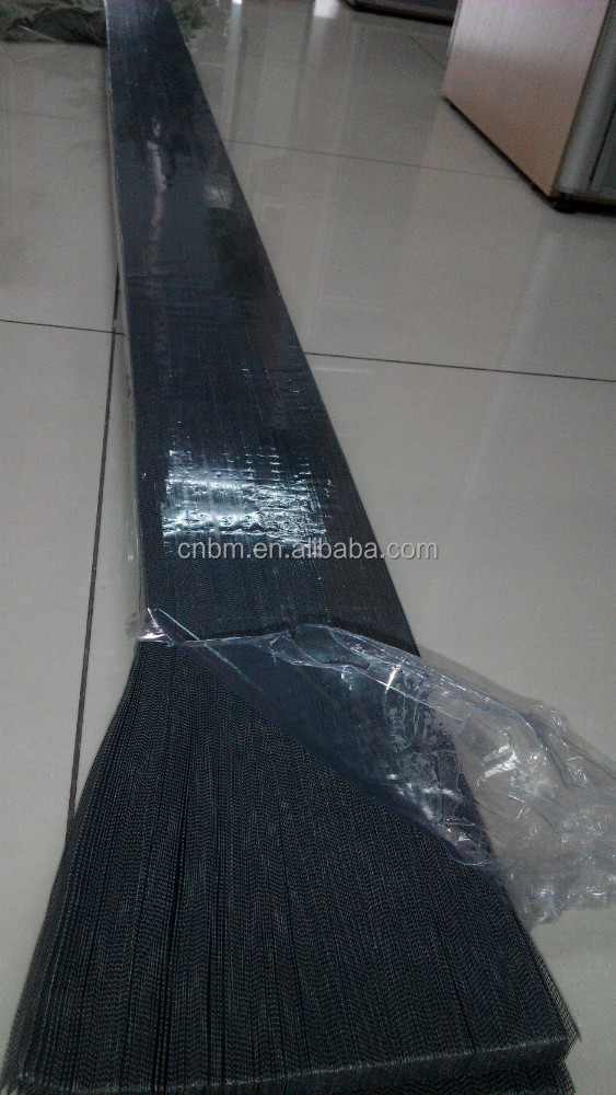 Polyester Pleated Mesh for Plisse System