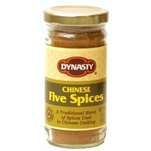 Dynasty Chinese Five Spice Powder (Pack of 2) by Dynasty