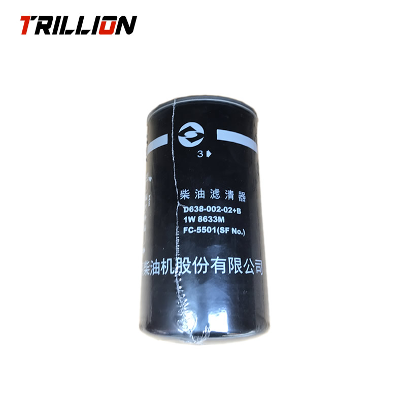 Original Truck Diesel engine parts oil Filter 803108833