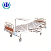 DP-A102 Manual Adjustable ABS Single-crank Hospital Bed