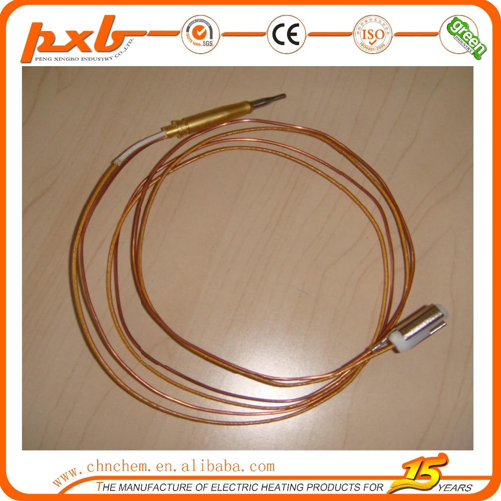Iron Constantan Thermocouple : Gas safety valve thermocouple valves buy