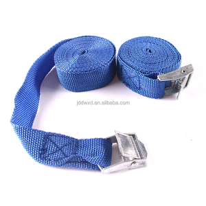 Multifunctional plastic ratchet strap ratchet tie down lashing strap