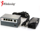 Best selling 4 port 24V 48V network poe switch