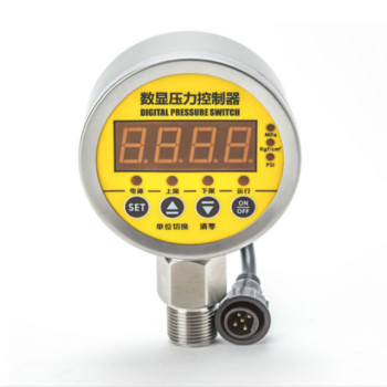 MD-S800V Negative Vacuum Water, Oil, Gas Intelligent Digital Pressure Switch