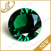 3mm 4mm 5mm 8mm 10mm nano verde espinela gemstone wholesale