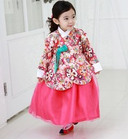 Hanbok Dolbok Korean Traditional Dress children birthday dress kids princess girls party