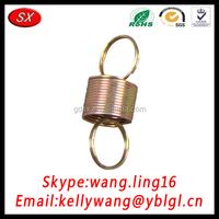 Manufacturing High Carbon Steel/Phosphorus Copper Spiral Tension Spring For Pump