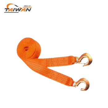 top OEM polyester tow ratchet tie down strap