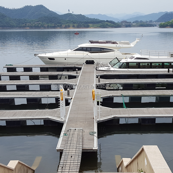 Marine Simple Installation Floating Boat Jetty And Dock Design - Buy Pe  Pontoon Float,Floating Pontoon Float,Floating Pontoon Pe Float Product on