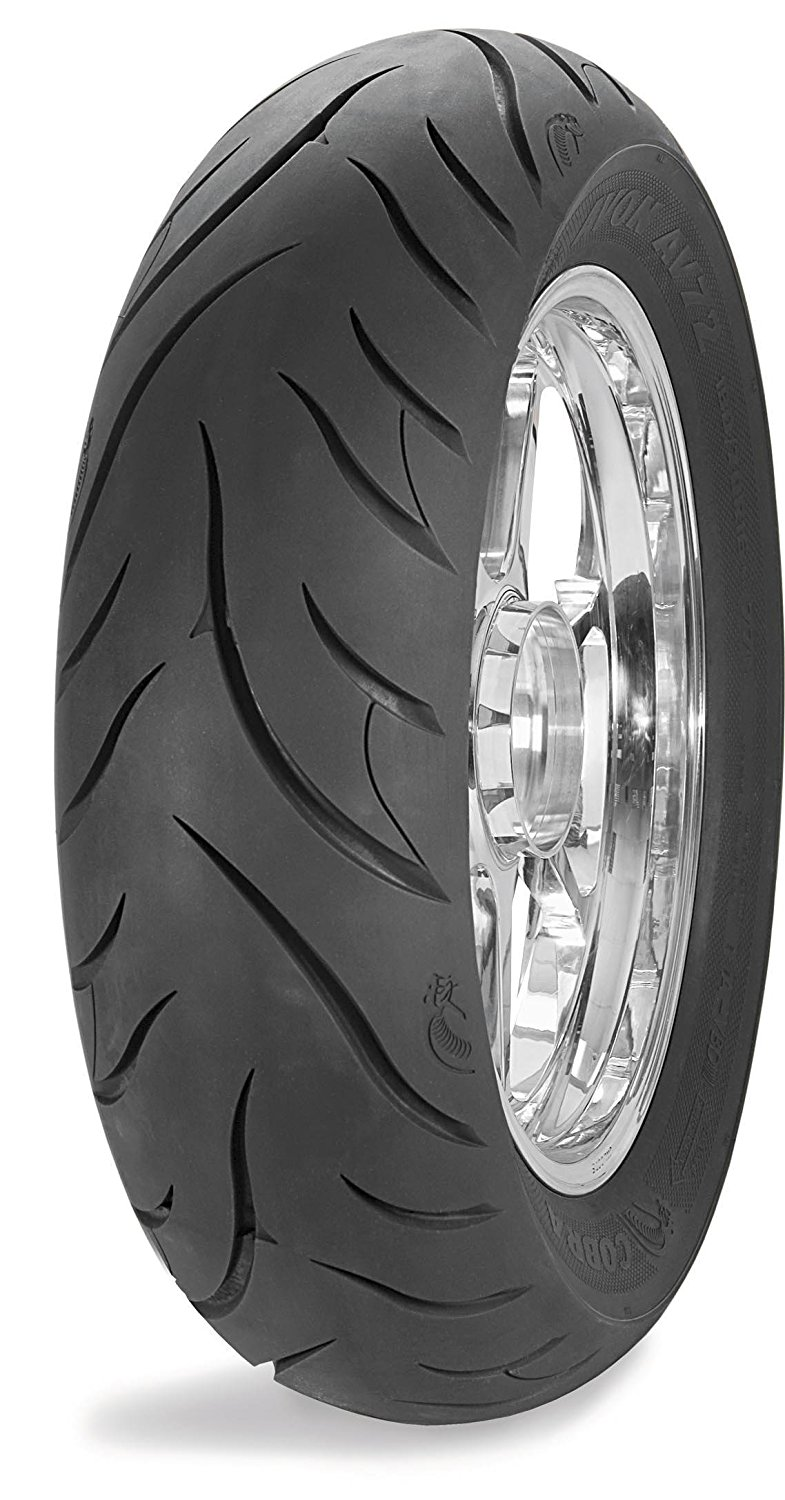 Tire Type: Street Rear Tire Application: Sport 150//70V-17 Tire Size: 150//70-17 Avon Tyres Roadrider AM26 Tire Rim Size: 17 Position: Rear Speed Rating: V 2275113 Tire Construction: Bias Load Rating: 69