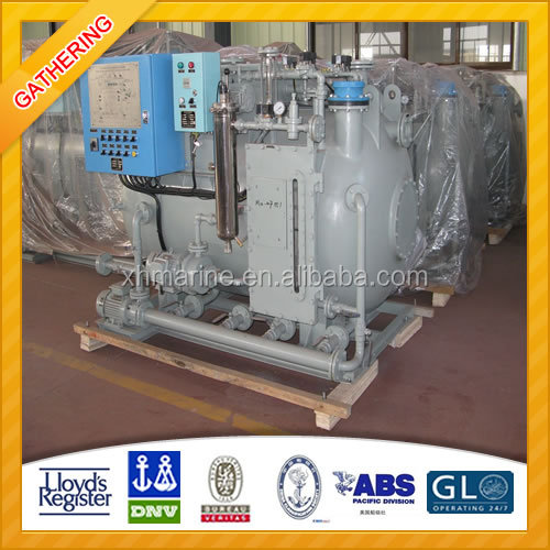 15 Persons Marine Sewage Treatment Unit with UV Sterilizer