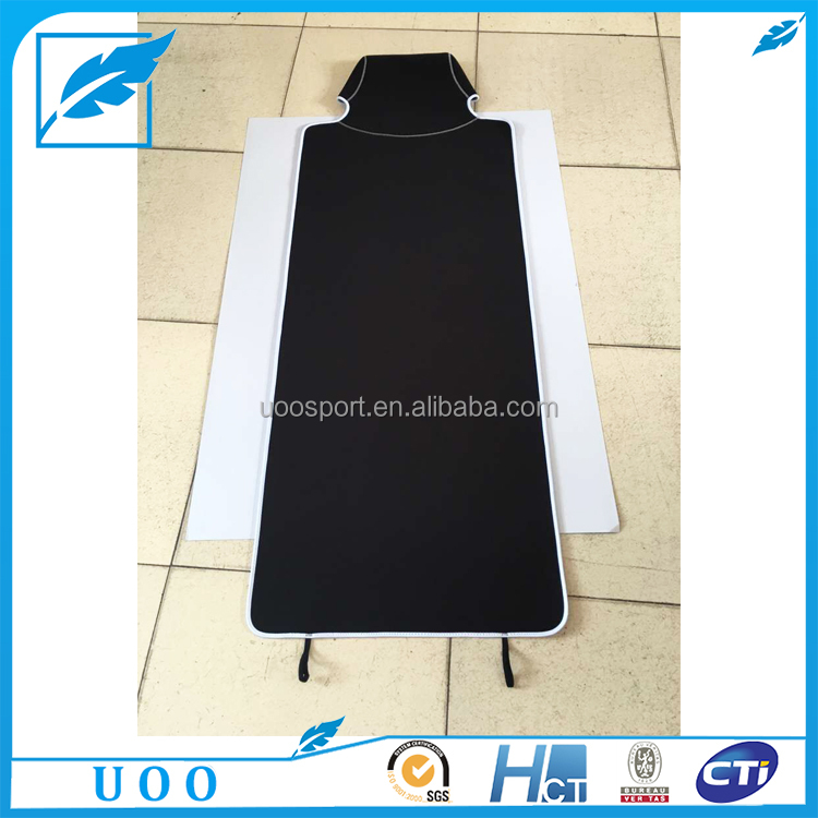 Black Neoprene Car Seat Cover For Your Car Seat