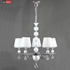 2 years big discount modern style E14 indoor decorative chandeliers