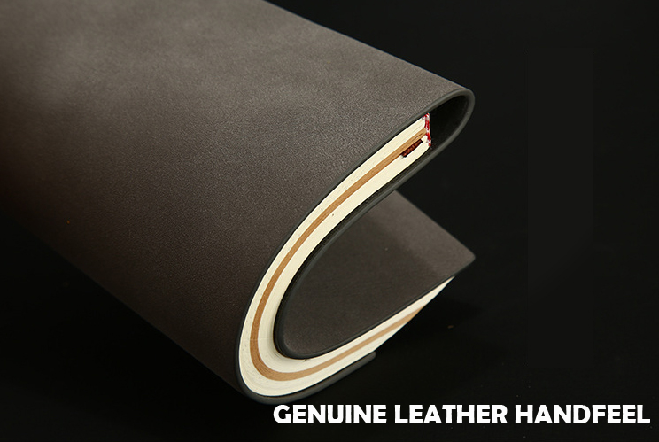 100 sheet a5 custom Logo 빈티지 soft cover pu leather 노트북 대 한 man 및 woman