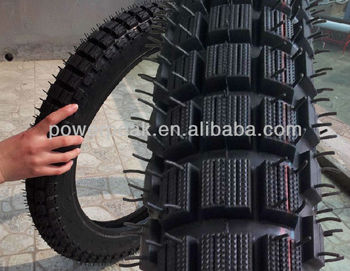 very high quality 3.50-16 off road tyre