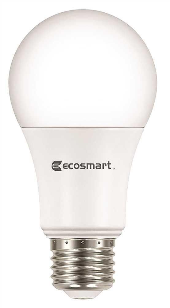 Led Light Bulb Daylight: Buy EcoSmart 50W Equivalent Daylight (5000K) BR20 LED