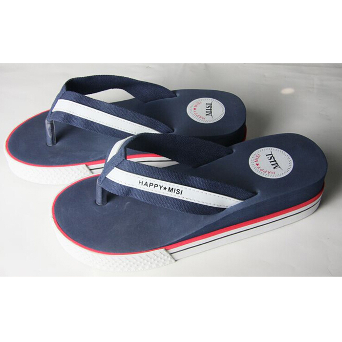 8ab6d827c33c Get Quotations · Best Sale Flip Flops Women Sandals Summer Shoes Woman  Platform Sandals Wedge Ladies High Heel Shoes