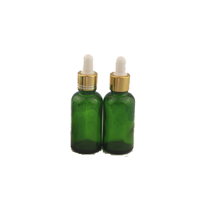 1oz amber essential oil bottles with dropper / glass bottles for liquor/ frosted white frosted glass bottle 30ml