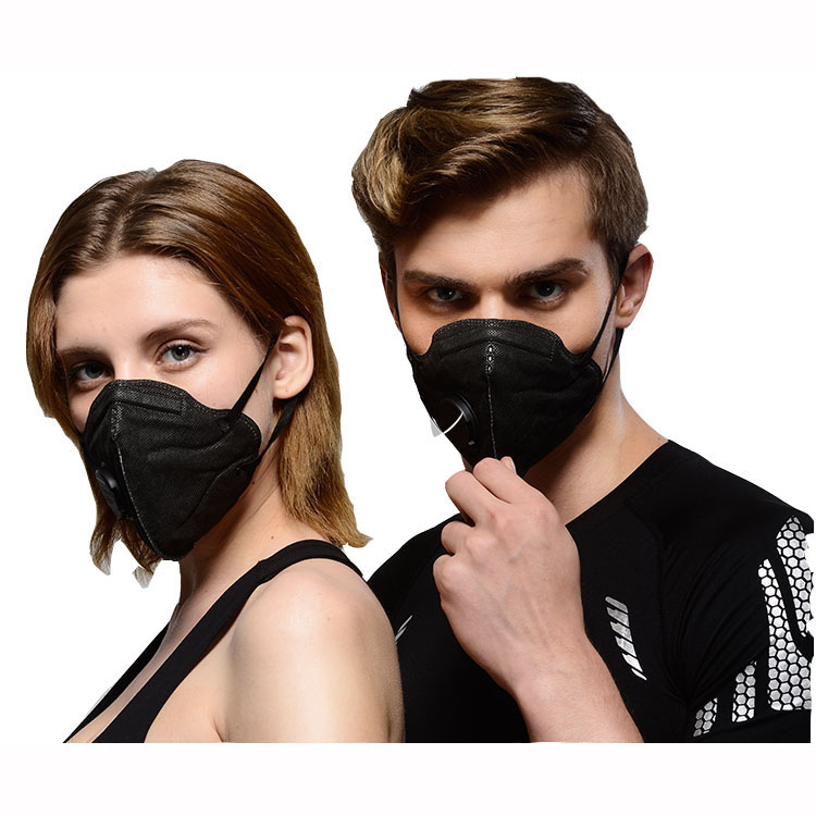 Dust Mask with Particulate Protect Guard Safety Breathe Paint Respirator with Cool Valve