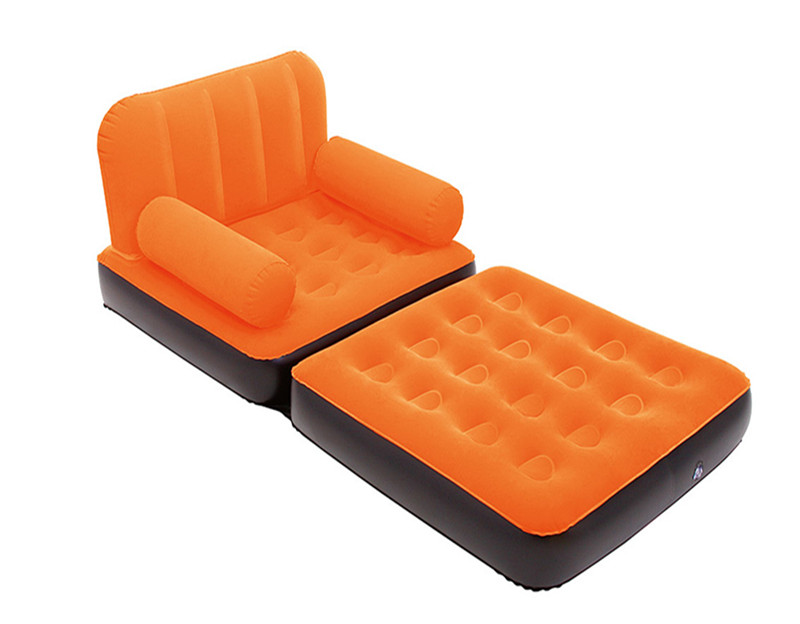 Single Air Sofa Couch Airbed