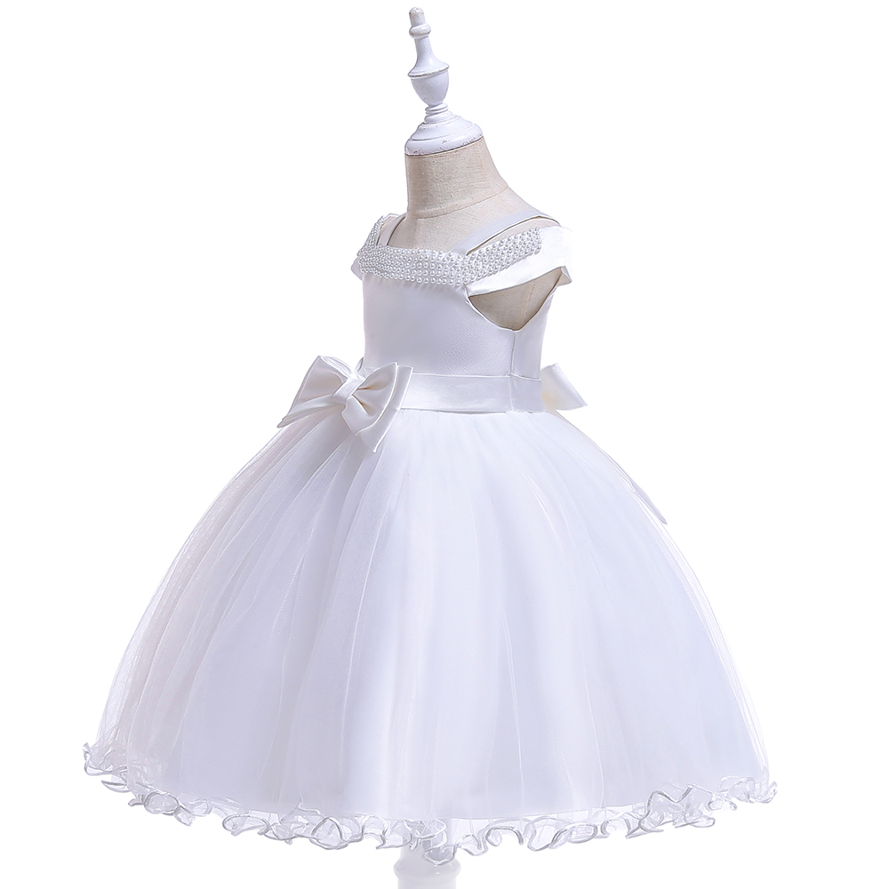New <strong>Fashion</strong> Little <strong>Girls</strong> Summer Formal Dress <strong>Girls</strong> <strong>Kids</strong> Puffy Prom Frocks Image L5082