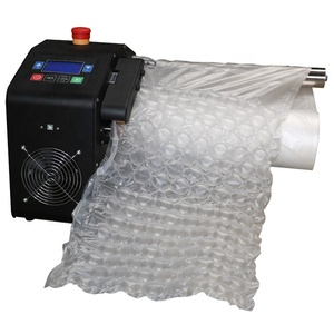 Reusable Inflatable Packaging Machinery Biodegradable Loose Fill Air Pouch Machine
