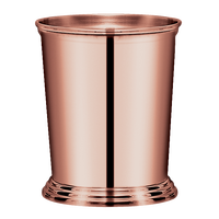 Copper Plated Mojito Mint Julep Cup 400ml